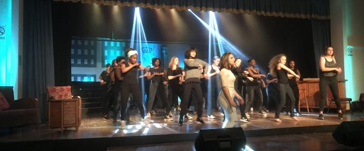 Krugersdorp High School annual Operetta: 19th to 25th August 2017